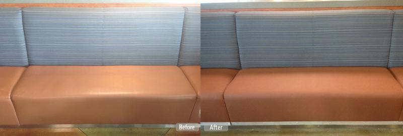 Restaurant Seating Repair