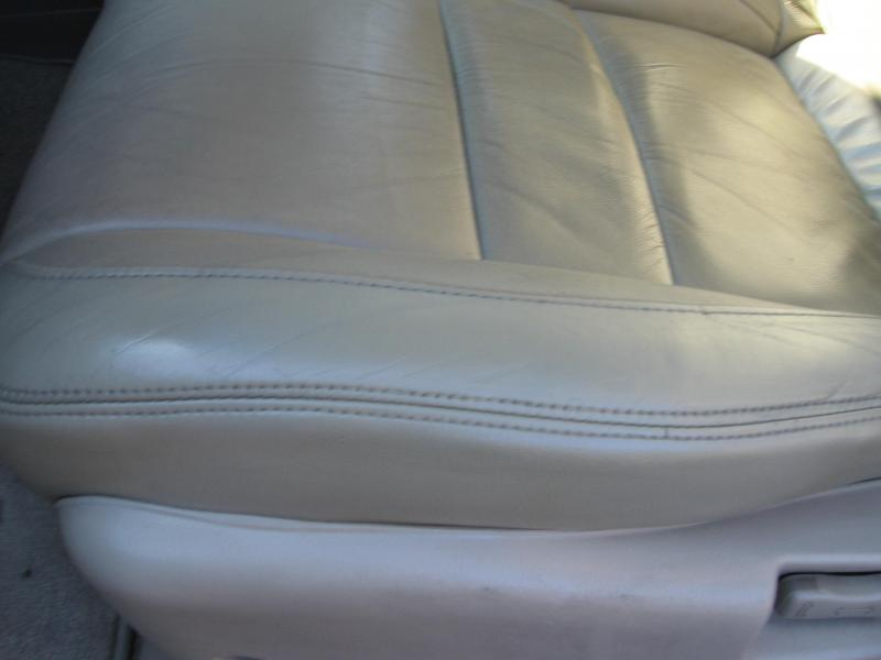 Leather Car Seat Repair Fibrenew Alexandria Virginia