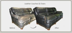 Fibrenew leather repair