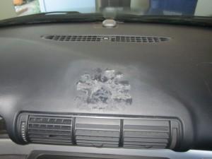 Dashboard Repair From Gps Adhesive Pittsburgh Ca Img 1109