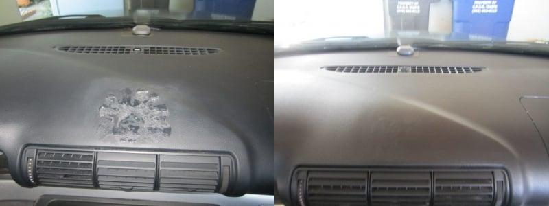 Photo Dashboard Repair From Gps Adhesive Pittsburgh Ca