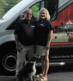 Jim & Angie Batey