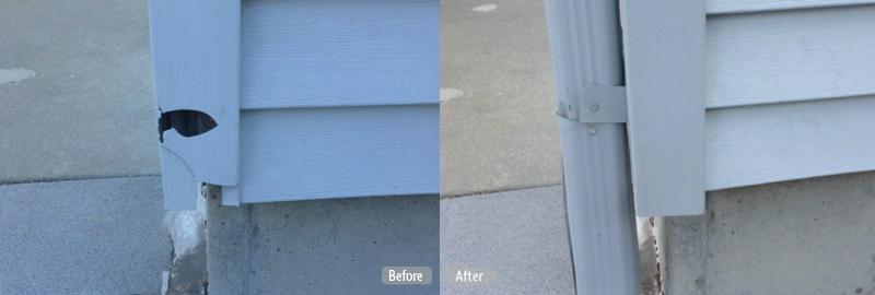 Vinyl Siding Repair Pvc Window Restoration Fibrenew