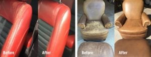 Fibrenew Leather Restoration