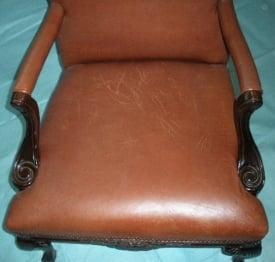Fibrenew leather repair