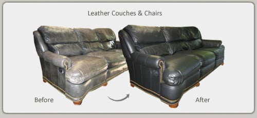 Awesome Fixing Faded Leather
