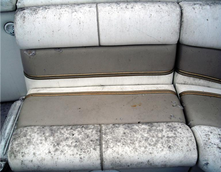 How To Clean Mildew Off Your Boat Seats Fibrenew