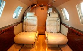 aircraft seat interior restoration service