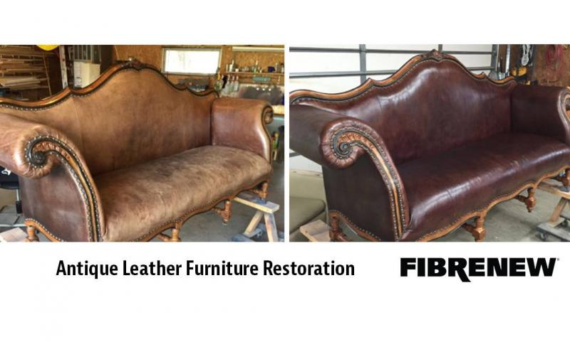 Love Your Leather Furniture Fibrenew