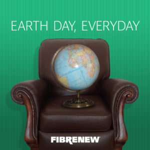 Earth Day 2018 Fibrenew Furniture Restoration