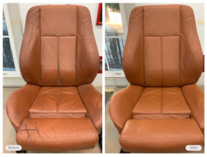 Leather Plastic & Vinyl Repair By Fibrenew