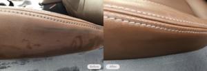 vehicle seat repair