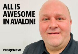 Neil Hoskins of Fibrenew Avalon