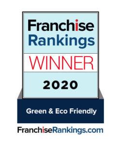 Fibrenew - Green and Eco-Friendly Winner 2020