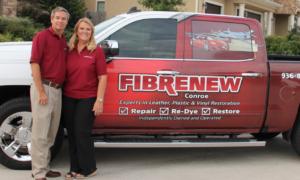 fibrenew franchise owners jeff and kim gebhart