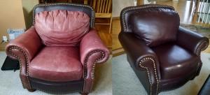 Leather Furniture Re-Dye Restore Fibrenew