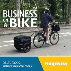 Fibrenew Franchisee Saul Shapiro