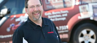 Former IT Support Specialist Turned Mobile Leather Repair Man