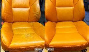 Automotive Leather Restoration