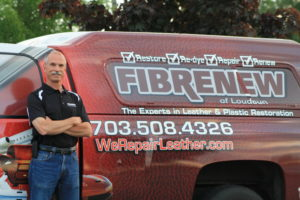 Fibrenew Franchisee Michael Carter