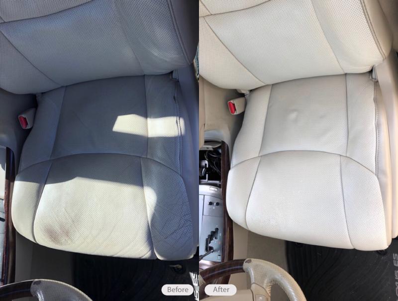 driver seat repair near me