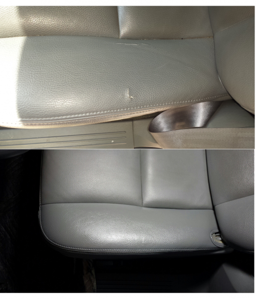 One Could Not Ask For Any Better Professional Service Than What We Received With The Repairs Made On Our Automobile Seat Cushion Both Tear And Crack