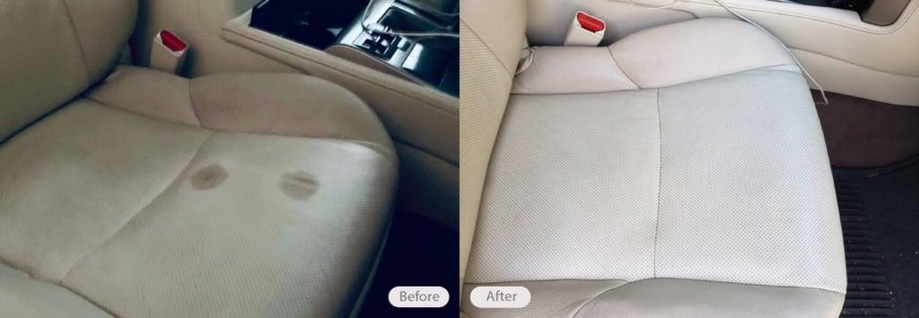 Car Leather Repair - Plastic & Vinyl Restoration: Fibrenew
