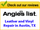 mobile service leather plastic vinyl fix