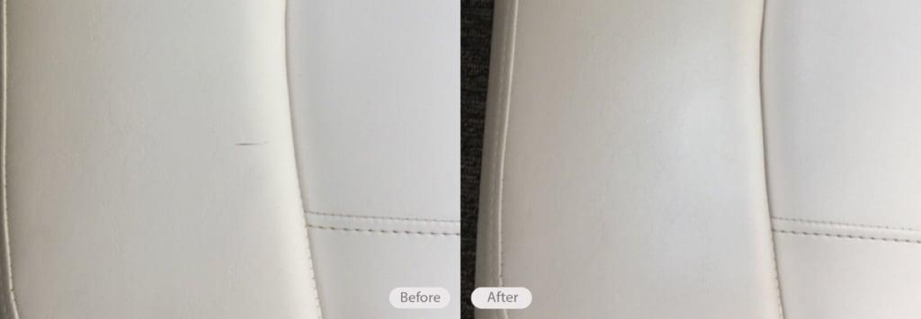 Boat Seat Repair Plastic Molding Restoration Fibrenew