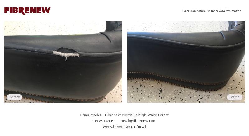 Leather Repair Testimonials Fibrenew North Raleigh Wake