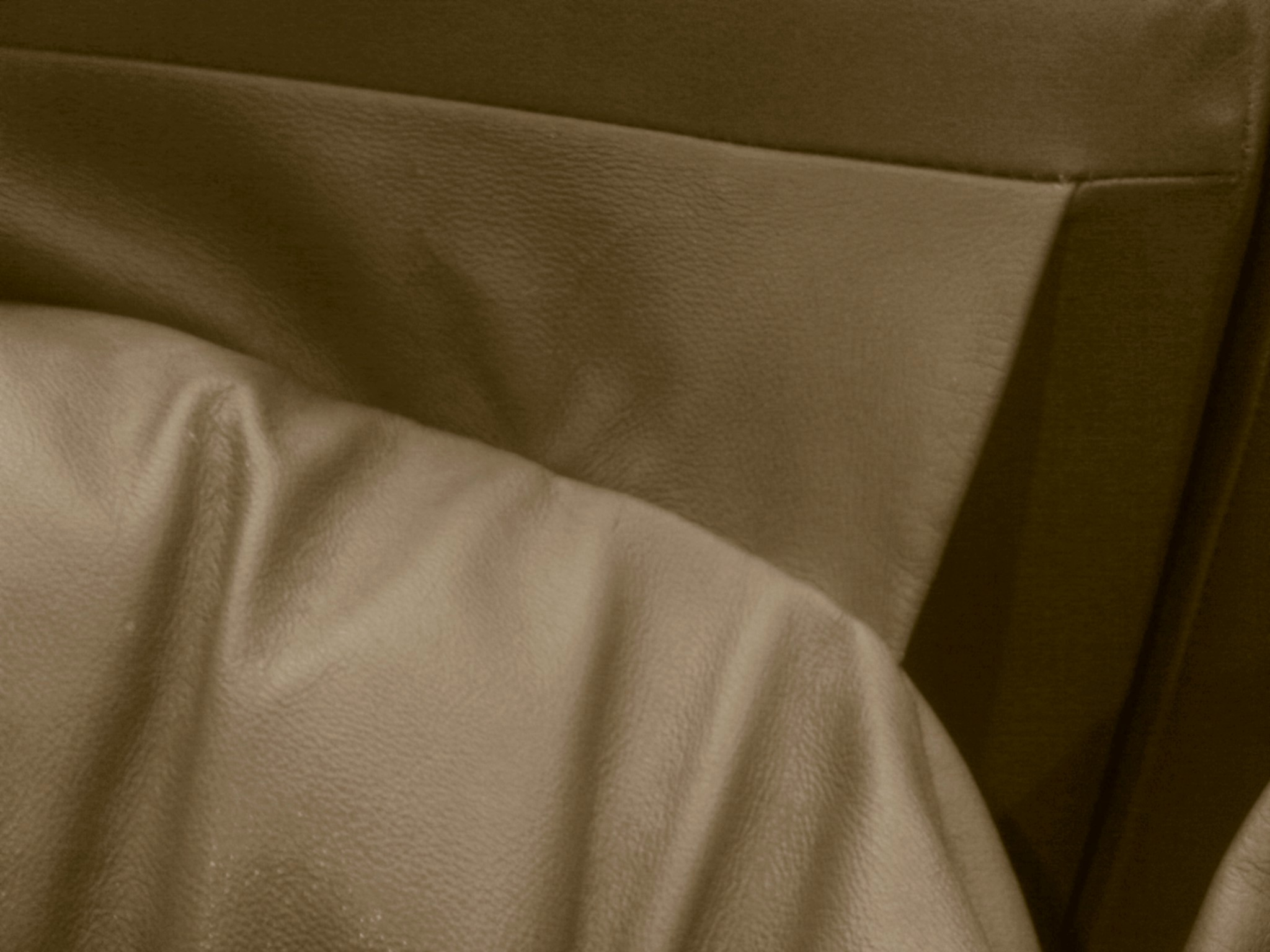 Seam Separation On Leather Couch Sofa Back Cushion Seam