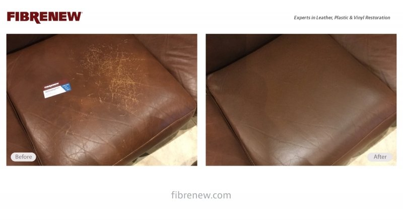 Leather Repair for Furniture, Couches, Sofas - Fibrenew ...