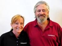 David Keen and Kathleen Kelly
