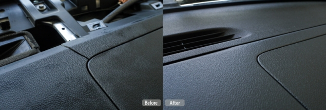 car leather repair plastic vinyl restoration fibrenew fibrenew portland. Black Bedroom Furniture Sets. Home Design Ideas