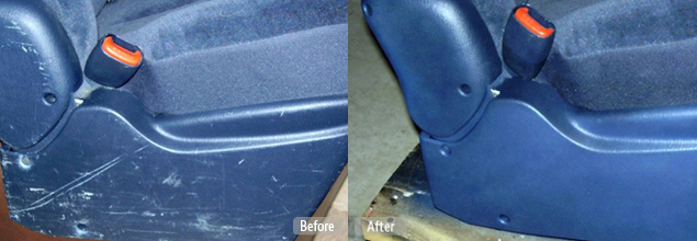 car leather repair plastic vinyl restoration fibrenew fibrenew sacramento. Black Bedroom Furniture Sets. Home Design Ideas