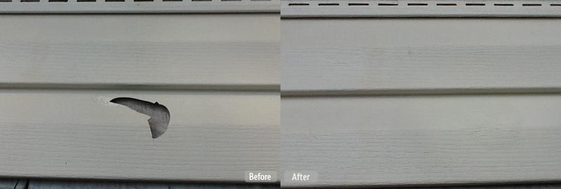Vinyl Siding Repair
