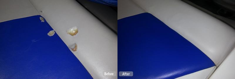 Marine Seat Repair