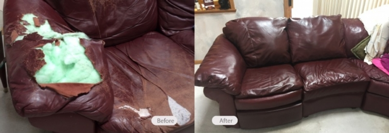 Etonnant Leather Furniture Repair In St Charles, IL