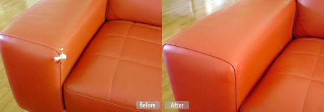 Leather Repair For Furniture Couches Sofas Fibrenew Fibrenew St Louis Sw
