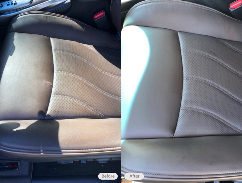 Awe Inspiring Car Leather Repair Plastic Vinyl Restoration Fibrenew Spiritservingveterans Wood Chair Design Ideas Spiritservingveteransorg