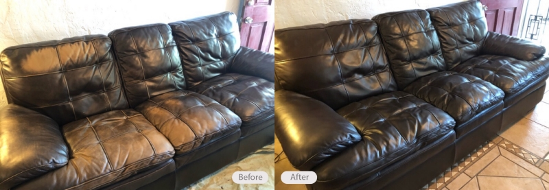 Leather Repair for Furniture, Couches, Sofas - Fibrenew | Fibrenew Tampa