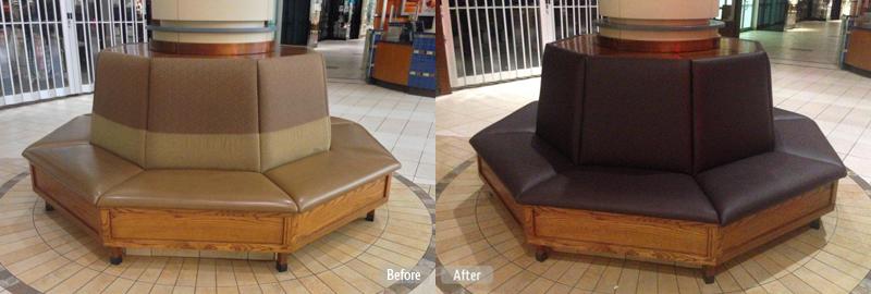 Office Furniture Restoration Restaurant Seating Repair Fibrenew Tampa