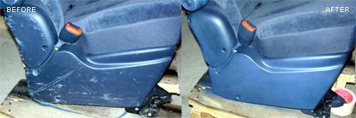 Leather Vinyl Upholstery Repair Fibrenew West