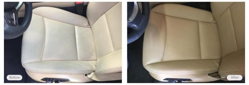 Vehicle driver's seat restoration