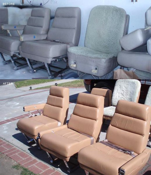 Aviation Market Aircraft Upholstery And Interior Refurbishment