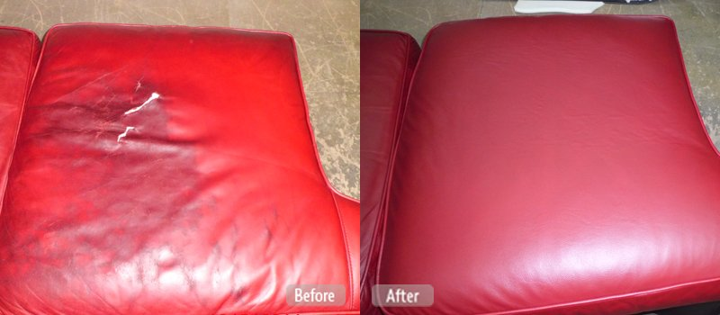 Leather Couch Panel Replacement