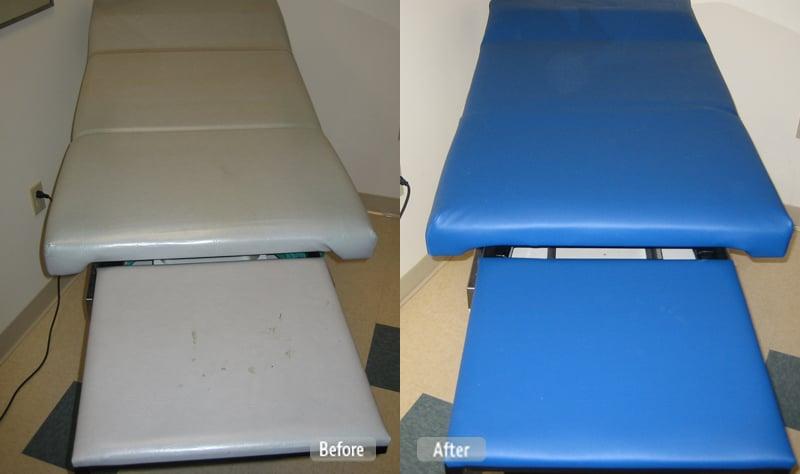 Medical Table Refurbishment