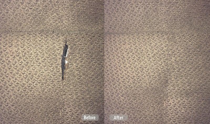Light Upholstery Repair Service