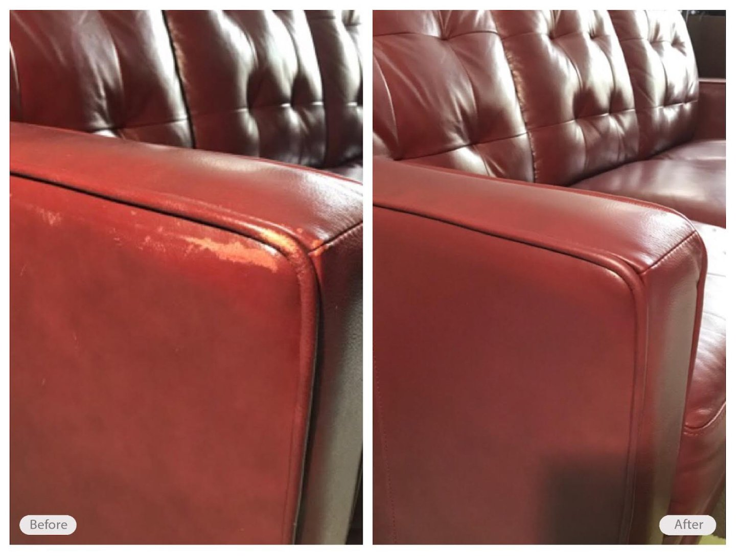 Can I Change The Color Of A Leather Couch