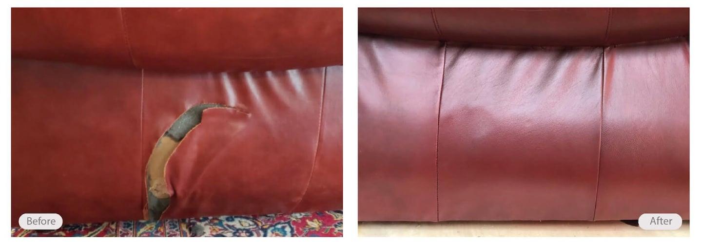 Leather Furniture Couch Amp Sofa Repair